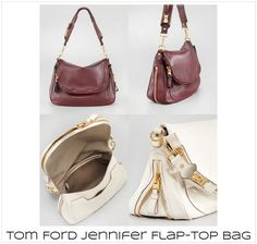 Tom Ford Jennifer Handbag | as seen on} Jennifer Aniston: Tom Ford Jennifer Flap-Top Bag ...