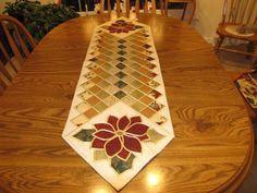 Table Runner - via @Craftsy