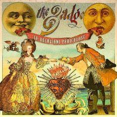 """The Badge: """"Le Relazioni Pericolose"""", Studio album cover, 2015."""
