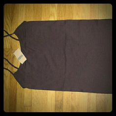 Brand New Bohme Tank Top Brown tank, brand new Bohme Tops Tank Tops