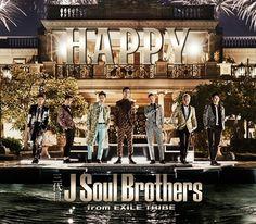 """(画像2/2) 三代目J Soul Brothers from EXILE TRIBEシングル「HAPPY」(3月8日発売)/(提供画像) - 三代目JSB""""仮装パーティー""""に登場 今市隆二「一緒に楽しみながら幸せになろう、未来を切り開いていこう」"""
