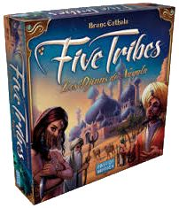 Step By Step: Five Tribes
