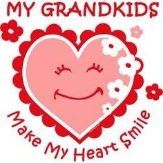 grandchildren quotes My Grandkids make my heart smile! Grandkids Quotes, Quotes About Grandchildren, Grandmothers Love, Grandma Quotes, Love Of My Life, My Love, Grandma And Grandpa, Grandparents Day, Family Love