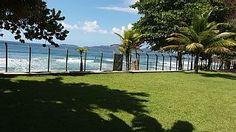 Apartamento em Ubatuba - Pé na areia da Praia Vermelha do Centro, Tenório   Imóvel para temporada em Ubatuba da @homeaway! #vacation #rental #travel #homeaway