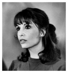 TALIA SHIRE,  This beauty is why Rocky was able to take all those beatings.