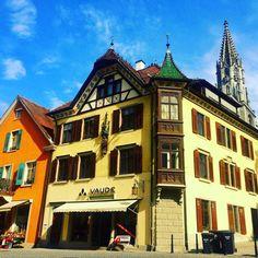 **Old Town (Niederburg) - Konstanz, Germany