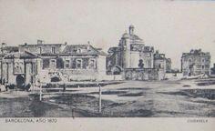 Ciutadella de Barcelona a l'any 1870. LA BARCELONA D'ABANS, D'AVUI I DE SEMPRE ...