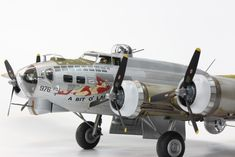 B-17G Flying Fortress | HK Models 1:32 scale