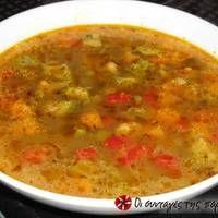 Πικάντικη Χορτόσουπα No Cook Meals, Deserts, Food And Drink, Lunch, Diet, Vegan, Ethnic Recipes, Cooking Food, Soups