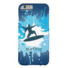 Surfing Design Phone Case iPhone 6 Case