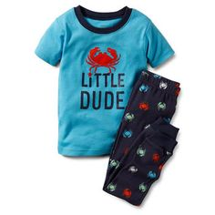 2-Piece Snug Fit Cotton Pjs