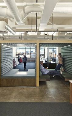 The Best Startup Offices From 2013: Square