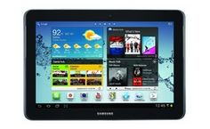 "Groupon - Samsung Galaxy Tab 10.1"" 16GB Tablet - Black (Refurbished). Groupon deal price: $129"