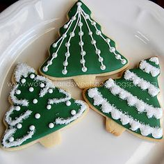 Christmas trees :: so where's the drawings? the printable ones?! : D you used to have those on ur site