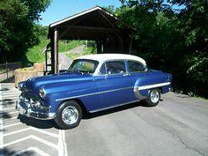 1953 Chevrolet Belair 2dr sedan