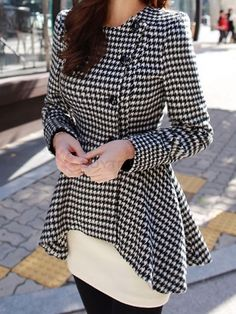 Casual Trench Coat  #buytrends #fashion #style   #trench coat #fall  #coat
