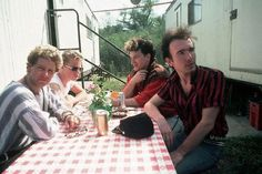 What do you think these guys would say if you interrupted their lunch and told them that they would collaborate with likes of BB King, bring attention to the AIDS epidemic, steal the show at Live Aid and become one of the biggest bands in the world? from I'm a U2 fan on fb