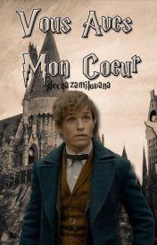 Vous Avez Mon Coeur / Newt Scamander FF
