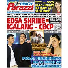 Pinoy Parazzi Vol 8 Issue 106 August 31 – September 01, 2015 http://www.pinoyparazzi.com/pinoy-parazzi-vol-8-issue-106-august-31-september-01-2015/