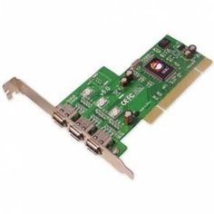 3-PORT Firewire I/o Card by SIIG. $18.78. 1. Adds high-speed IEEE 1394 (FireWire) interface into your computer for various types of 1394 devices connections. Supports data transfer rates up to 400Mbps 2. Works with various types of 1394 devices including DV camcorders, hard disk drives, removable drivers, memory card readers, CD-RW/DVD-RAMs, MO drives and other 1394 audio/video devices such as TV and set-top box. 3. Fully compatible with Sony, Panasonic, Cannon, Sharp, ...