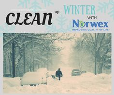 Clean up Winter with