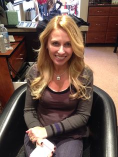 Hair extensions Sorelle salon