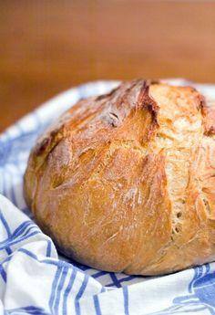 no knead bread Good Food, Yummy Food, Awesome Food, No Knead Bread, Swedish Recipes, Fresh Bread, Daily Bread, Bread Baking, Pain