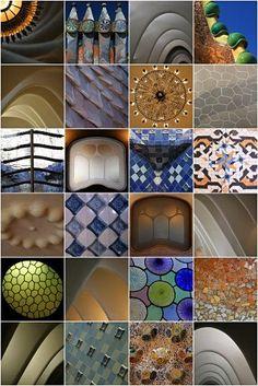 Casa Batlló - Gaudí Barcelona (via Casa Batlló en el blog: http://maddme.wordpress.com)