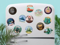 These Impossible Magnets Are Souvenirs From Places You'll Never Get To Visit, But Want To