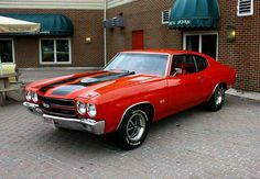 70 Chevelle SS