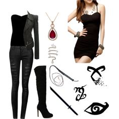 """TMI: Isabelle Lightwood"" by amelia-328 on Polyvore"