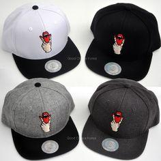 57de0dbf868 FLIPPER Finger Sign SUCK Snapback Hat Man Women KPOP Hiphop Running Cap   FLIPPER  BaseballCap