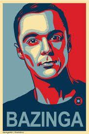 Okay, I love Sheldon.  Jim Parsons is a brilliant comedian.