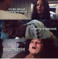 What happens in the book happens in the films