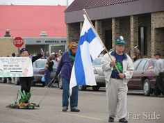 St Urho's Day Parade