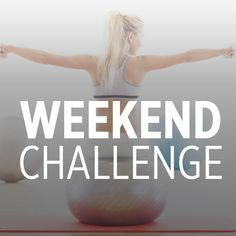 Get fit by Monday with our weekly #WHWeekendChallenge! Repin if you're in--and start your own board to keep track of the challenges you've done! http://www.womenshealthmag.com/tags/weekend-challenge?cm_mmc=Pinterest-_-womenshealth-_-content-fitness-_-weekendchallenge