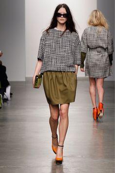 Karen Walker Fall 2013 Ready-to-Wear Fashion Show Collection