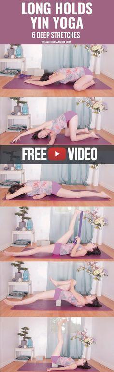 Yoga with Kassandra offers free online Yin Yoga & Vinyasa Flow yoga classes, daily yoga inspiration and yoga pose demonstration!