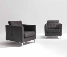 Sofá 871 Love Seat, Armchair, Wellness, Couch, Projects, Furniture, Home Decor, Architects, House Decorations