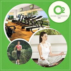 Still making excuses?  Rediscover the equilibrium of Mind, Body & Soul.  Add more charm to your fitness workouts at the gym or yoga deck as O2 offers ample avenues of relaxation: http://o2ahuja.com/