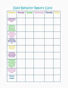 Free and printable selection of behavior reward charts is available on this page. Free and printable selection of behavior reward charts is available on this page. These behavior charts are designed Behavior Sticker Chart, Free Printable Behavior Chart, Behavior Clip Charts, Behaviour Chart, Behavior Contract, Behavior Rewards, Classroom Behavior Management, Daily Behavior Report, Preschool Behavior