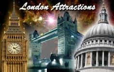The top 20 London attractions