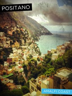 Amalfi Coast Travel photo of Positano