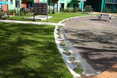 Specialelementer i beton Sidewalk, Side Walkway, Walkway, Walkways, Pavement
