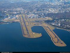 Airport YSSY Sydney Kingsford Smith Int'l Airport - YSSY