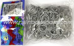 http://www.rainbowloom.com/product/white-medieval-dual-layer-bands.html