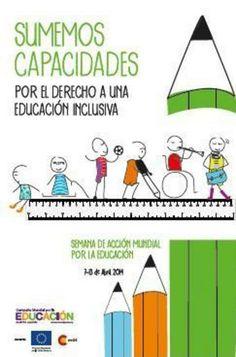 Arranca la semana de la Acción Mundial por la Educación no discriminatoria