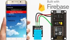 Iot Projects, Use Google, Wifi Password, Temperature And Humidity, Circuit Diagram, Application Development, Arduino, Android Apps, Coding