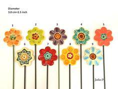 Jardín decoración  plantador de flores de cerámica arte