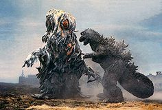 Godzilla vs the Smog Monster.  A true classic.